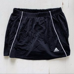 Adidas Women's Black Tennis Skirt